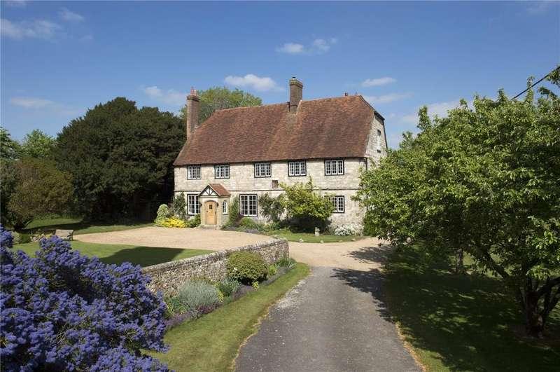 7 Bedrooms Detached House for sale in Church Lane, Warblington, Havant, Hampshire, PO9