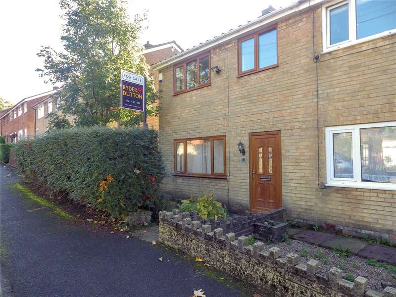 2 Bedrooms End Of Terrace House for sale in Church Lane, Mossley, Ashton-under-Lyne, Greater Manchester, OL5