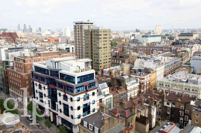 Flat for sale in Dufours Place, Soho, W1
