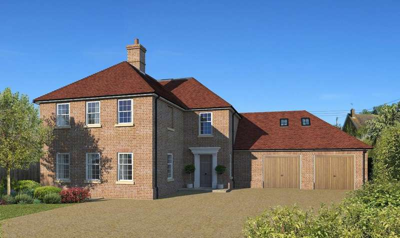 6 Bedrooms Detached House for sale in Homington