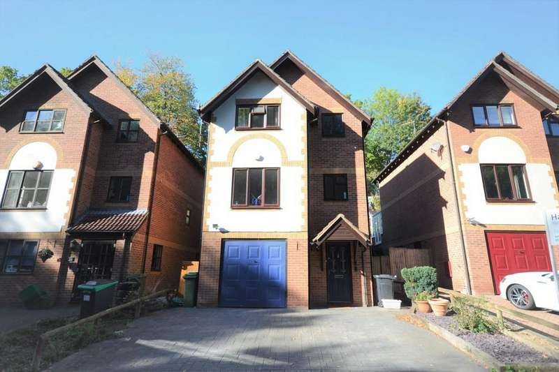 4 Bedrooms Detached House for sale in Starlings Drive, Tilehurst, Reading