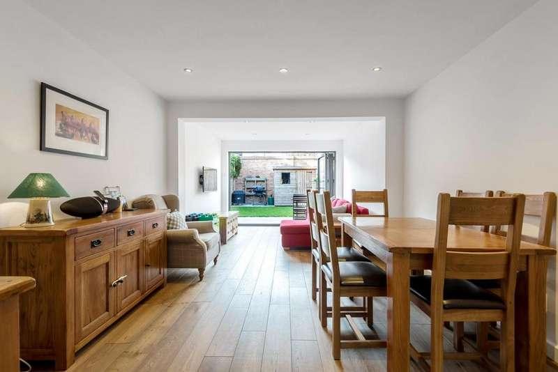 3 Bedrooms Terraced House for sale in Bramston Road, Earlsfield