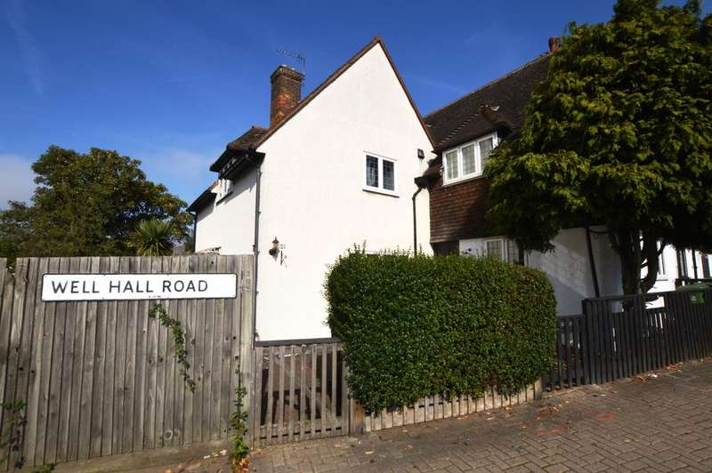 3 Bedrooms End Of Terrace House for sale in Well Hall Road Eltham SE9