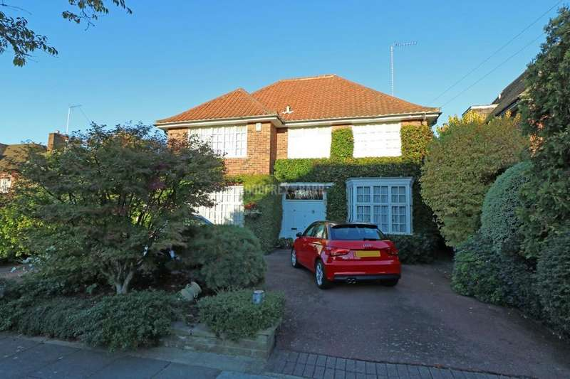 4 Bedrooms Detached House for sale in Norrice Lea, Hampstead Garden Suburb