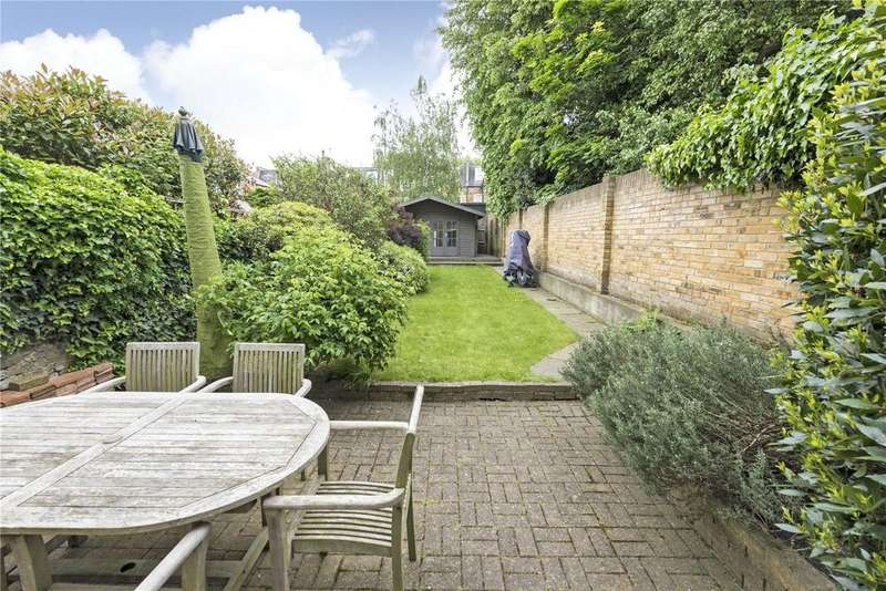 5 Bedrooms Semi Detached House for sale in Geraldine Road, Wandsworth, London, SW18