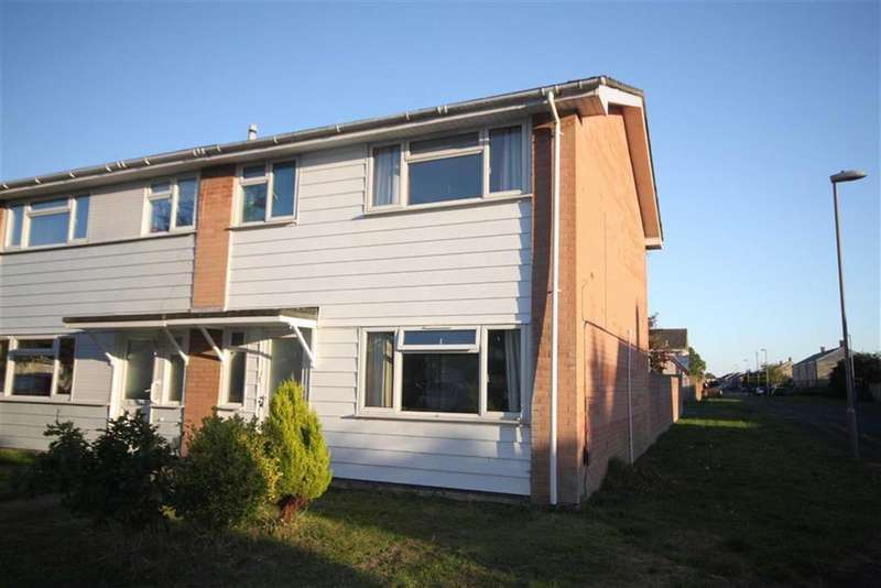 3 Bedrooms End Of Terrace House for sale in The Hawthorns, Mudeford, Christchurch, Dorset