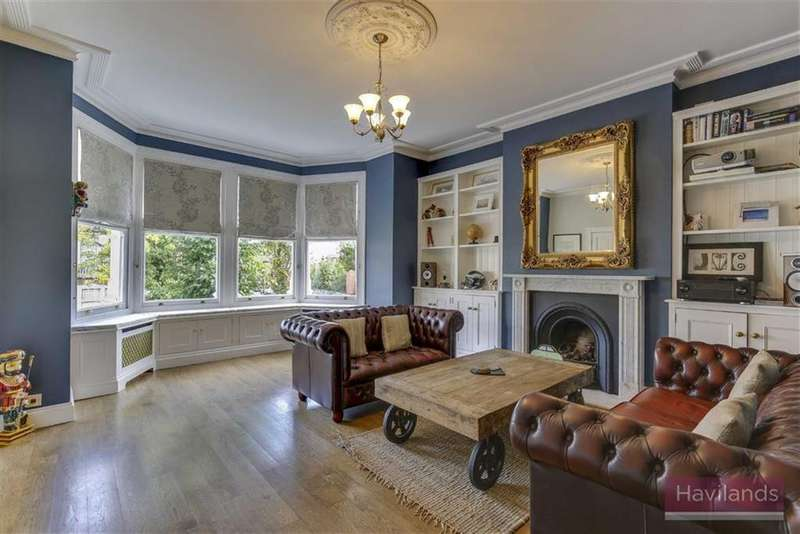 2 Bedrooms Flat for sale in Compton Road, Winchmore Hill