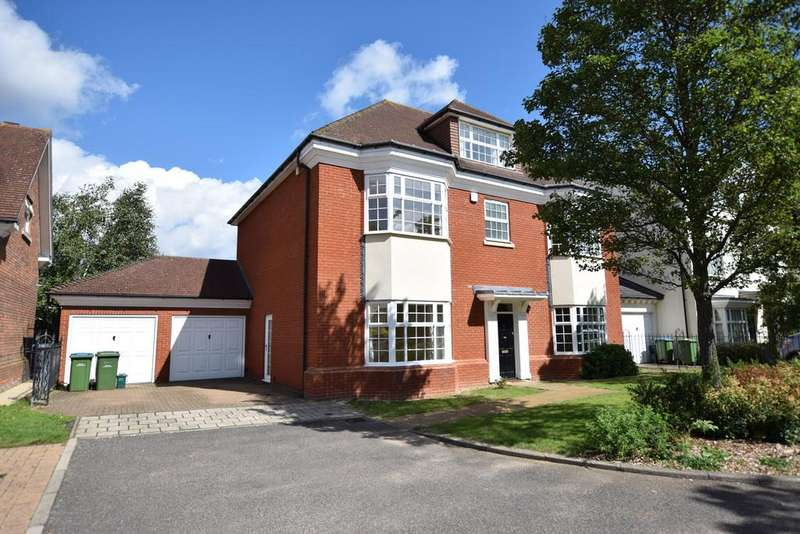 6 Bedrooms Detached House for sale in Jennings Close, Surbiton, KT6