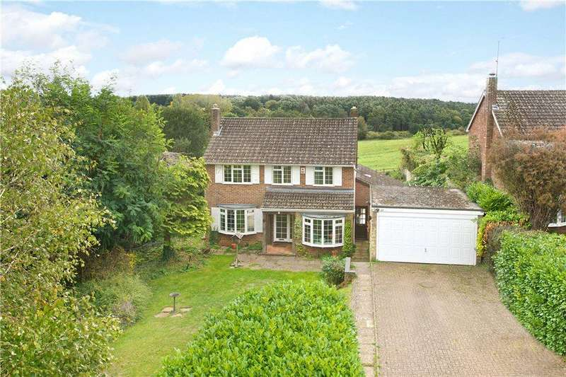 4 Bedrooms Detached House for sale in Holts Green, Great Brickhill, Milton Keynes, Buckinghamshire