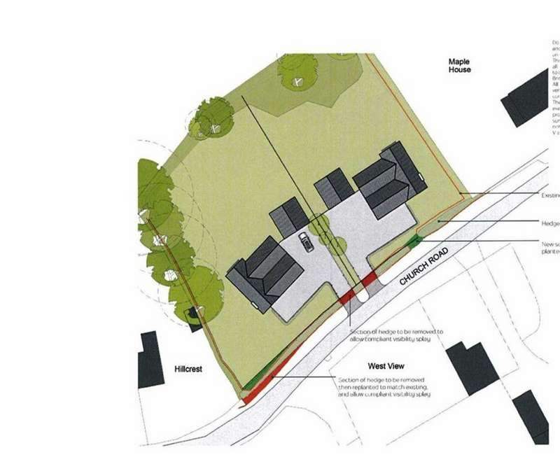 Land Commercial for sale in Adjacent To Maple House, Nantwich