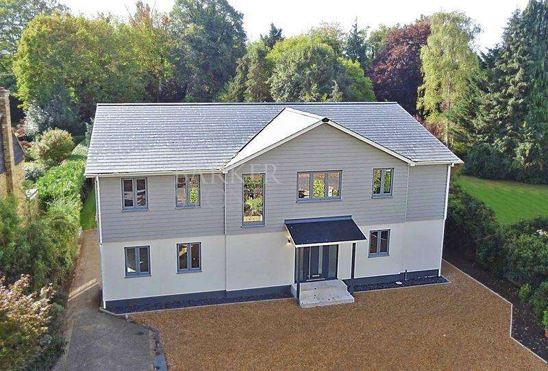 5 Bedrooms Detached House for sale in Islet Road, Maidenhead