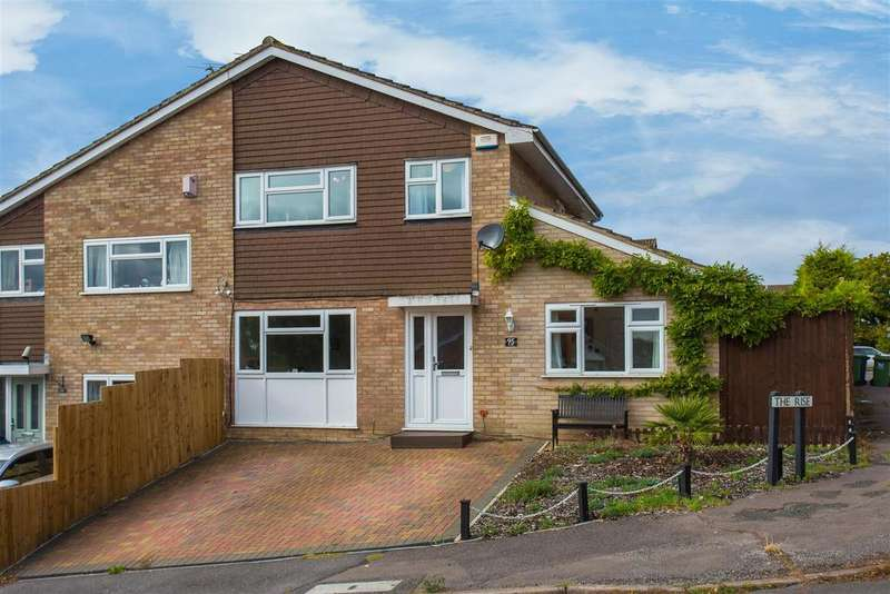 4 Bedrooms Semi Detached House for sale in The Rise, Loudwater
