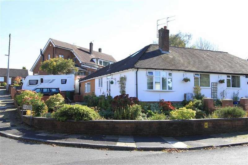 2 Bedrooms Semi Detached Bungalow for sale in 2, Yealand Close, Bamford, Rochdale, OL11