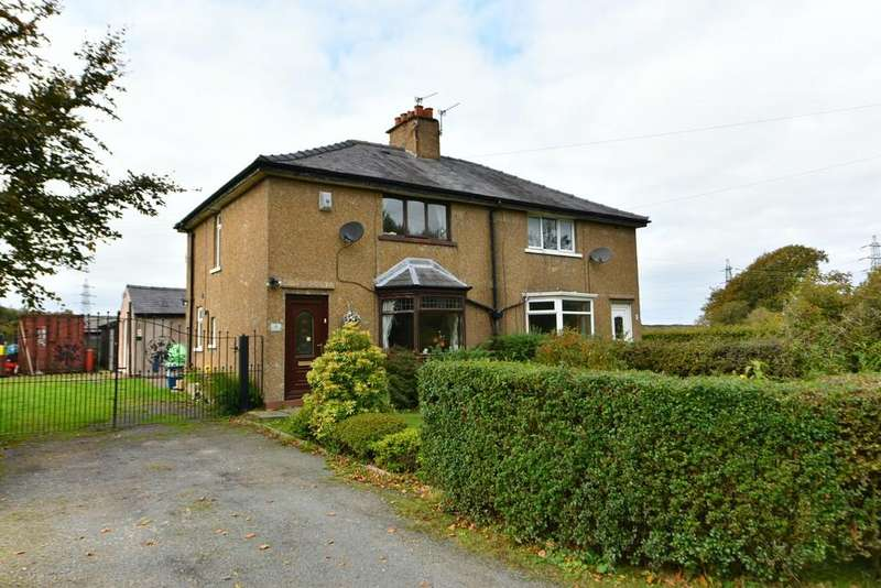 3 Bedrooms Semi Detached House for sale in Small Holding, Firswood Road