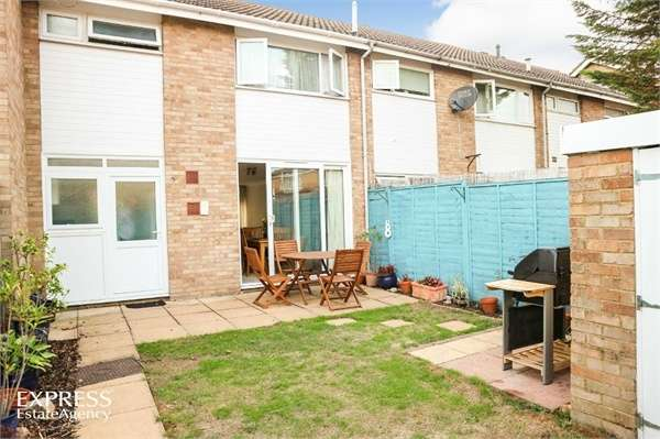 3 Bedrooms Terraced House for sale in Sunderland Road, Maidenhead, Berkshire