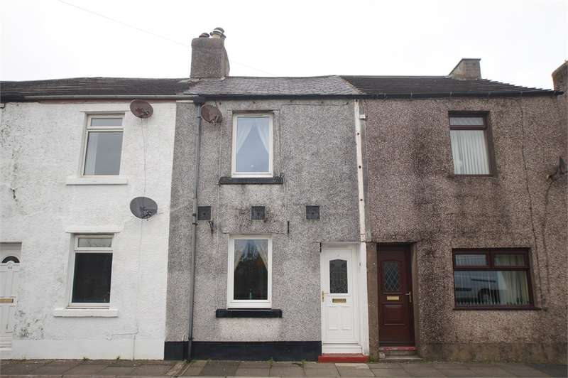 2 Bedrooms Terraced House for sale in CA26 3XG Arlecdon Parks Road, Arlecdon, Frizington, Cumbria