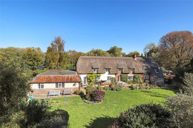 6 Bedrooms Detached House for sale in Morgans Lane, Winterbourne Dauntsey, Salisbury, Wiltshire, SP4