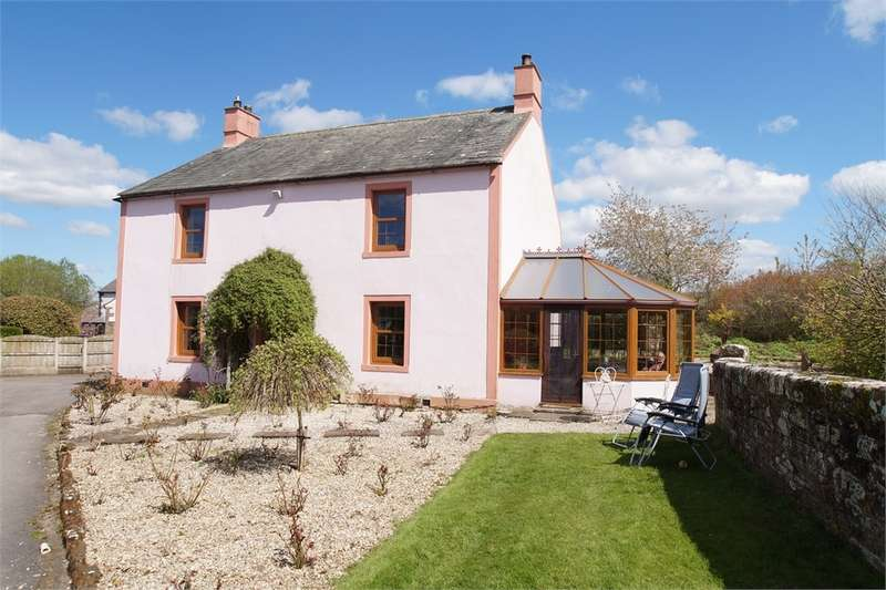 4 Bedrooms Detached House for sale in Beckside House, CA7 8BB East Woodside, East Woodside, near Wigton, Cumbria