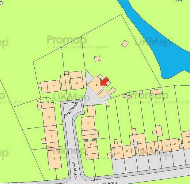 4 Bedrooms Detached House for sale in The Meads, UXBRIDGE, Middlesex