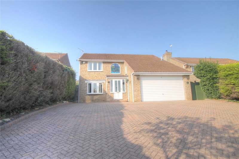 4 Bedrooms Detached House for sale in North Terrace, Aycliffe Village, Co. Durham, DL5