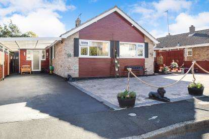 3 Bedrooms Bungalow for sale in Barnsdale Close, Great Easton, Market Harborough
