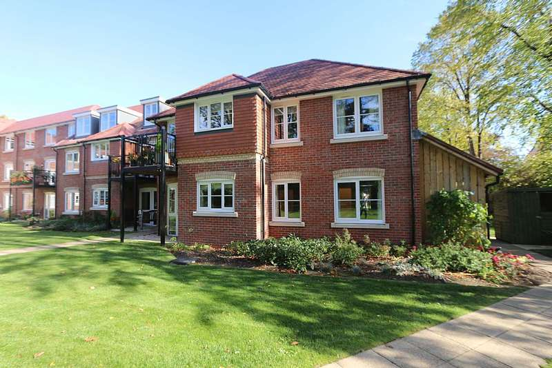 2 Bedrooms Retirement Property for sale in St. Johns Lodge, 36 Thorley Lane, Altrincham, Greater Manchester, WA15 7AG