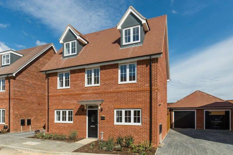 4 Bedrooms Detached House for sale in Plot 141, The Oatfield, Aspen Park, Haddenham, Aylesbury, Buckinghamshire, HP17