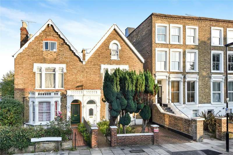 4 Bedrooms Semi Detached House for sale in Palmerston Road, Bowes Park, London, N22