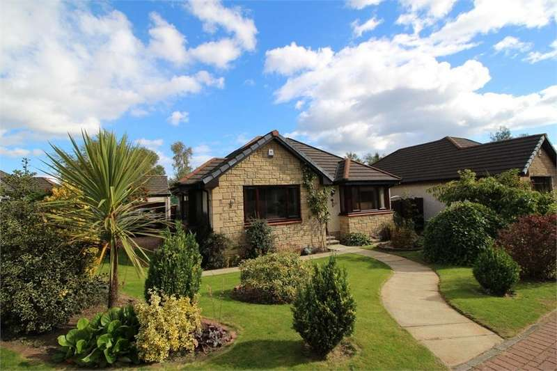 3 Bedrooms Detached Bungalow for sale in Bennochy Grove, KIRKCALDY, Fife
