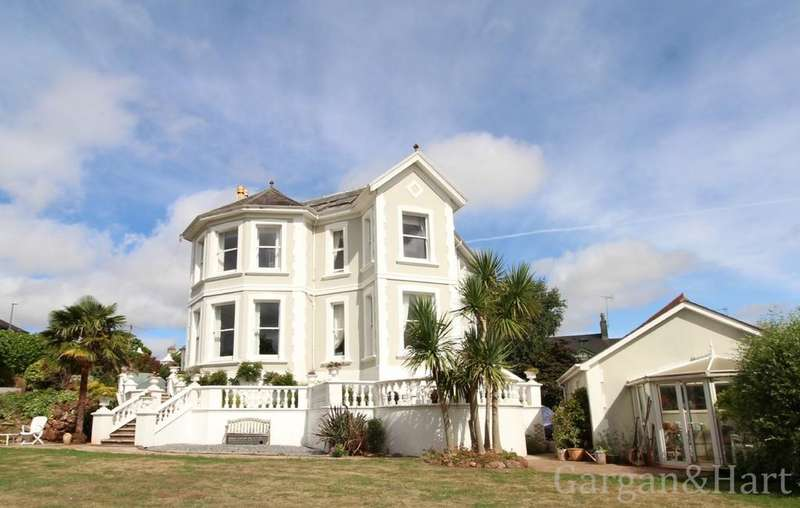 5 Bedrooms Detached House for sale in Burridge Road, Torquay