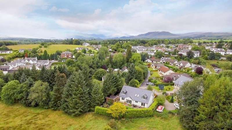 5 Bedrooms Detached House for sale in Gartness Court , Drymen , Stirlingshire, G63 0AX