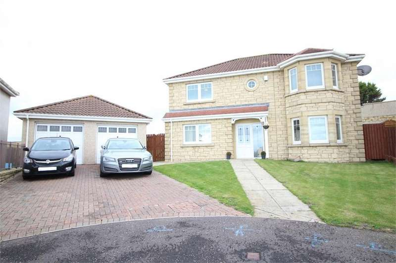 5 Bedrooms Detached House for sale in River View, KIRKCALDY, Fife