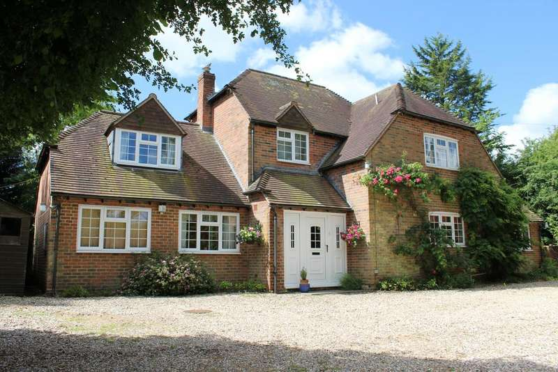 5 Bedrooms Detached House for sale in Pottery Lane, Inkpen RG17