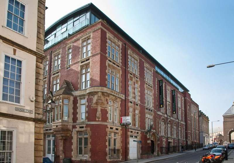 2 Bedrooms Apartment Flat for sale in Unity Street, City Centre, Bristol, BS1