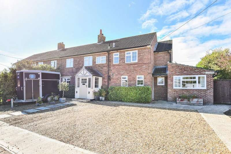 6 Bedrooms Semi Detached House for sale in High Street, TADLOW, SG8