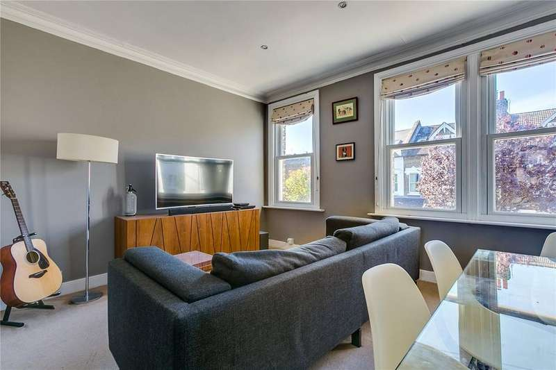 1 Bedroom Flat for sale in Dempster Road, The Tonsleys, Wandsworth, London