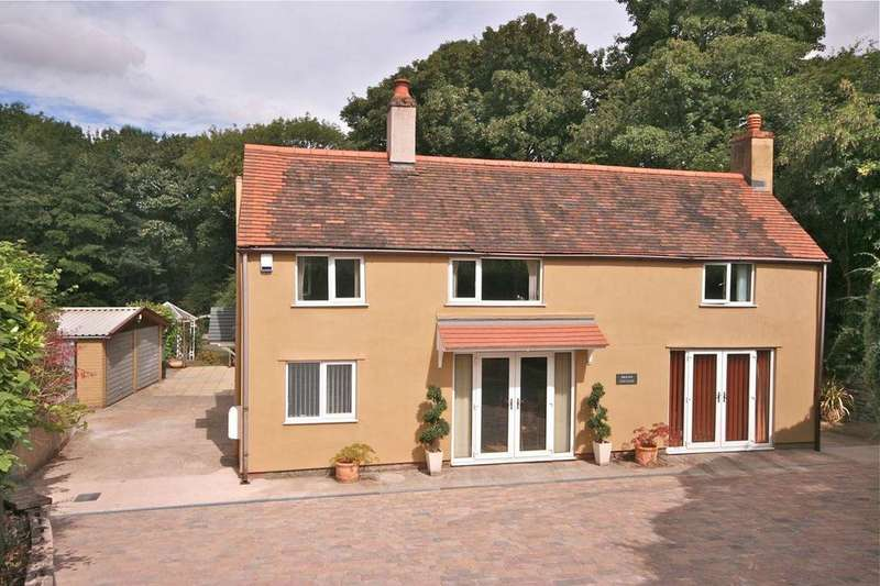 3 Bedrooms Detached House for sale in Beveley Road, Oakengates, Telford