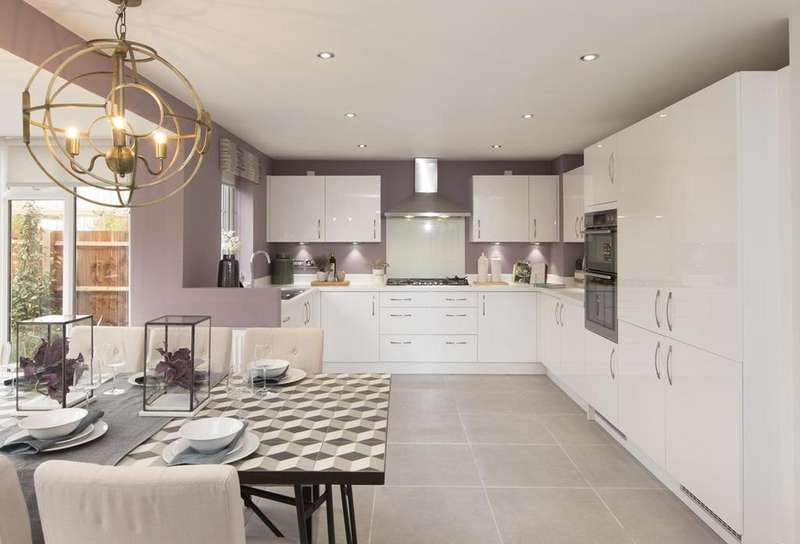 4 Bedrooms Detached House for sale in Doseley Park, Dosley, Telford