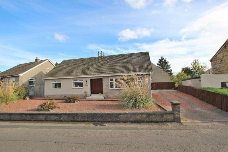 3 Bedrooms Detached Bungalow for sale in 38 Kirk Road, Carluke