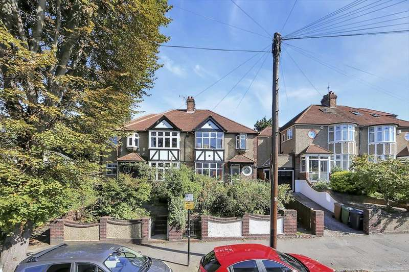 3 Bedrooms Semi Detached House for sale in Marischal Road, London SE13