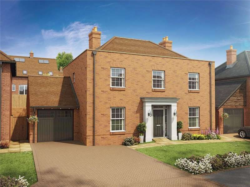 4 Bedrooms House for sale in Off Coppice Hill, Bishops Waltham, Southampton, Hampshire, SO32