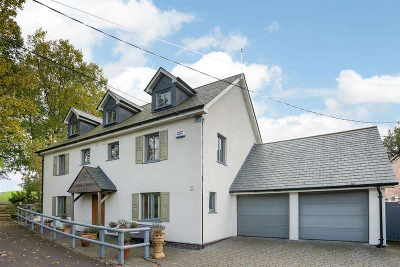 4 Bedrooms Detached House for sale in Bascote, Southam, Warwickshire