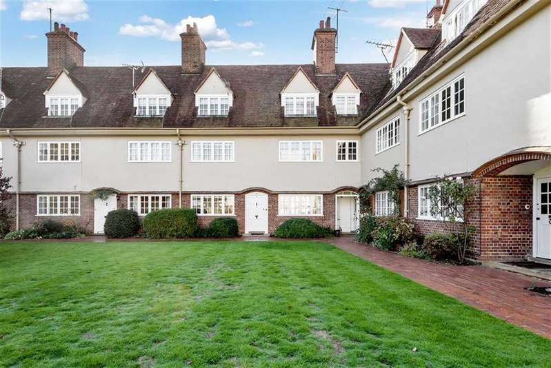 4 Bedrooms Town House for sale in The Court, Buryfields, Guildford, Surrey, GU2