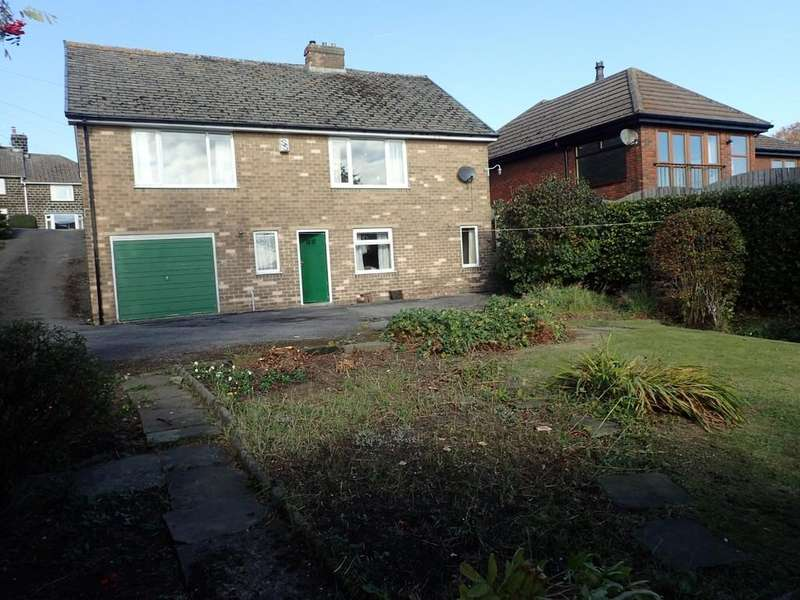 3 Bedrooms Detached Bungalow for sale in Roughbirchworth Lane, Oxspring