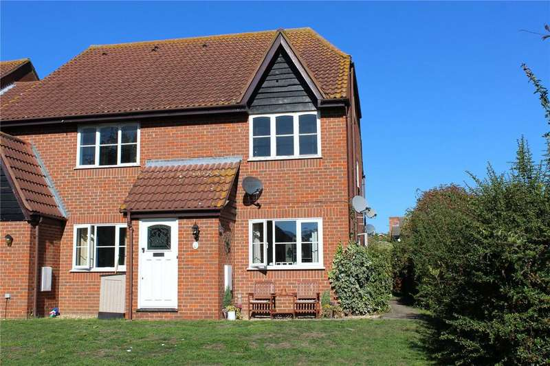 1 Bedroom Maisonette Flat for sale in Creasey Close, Hornchurch, RM11