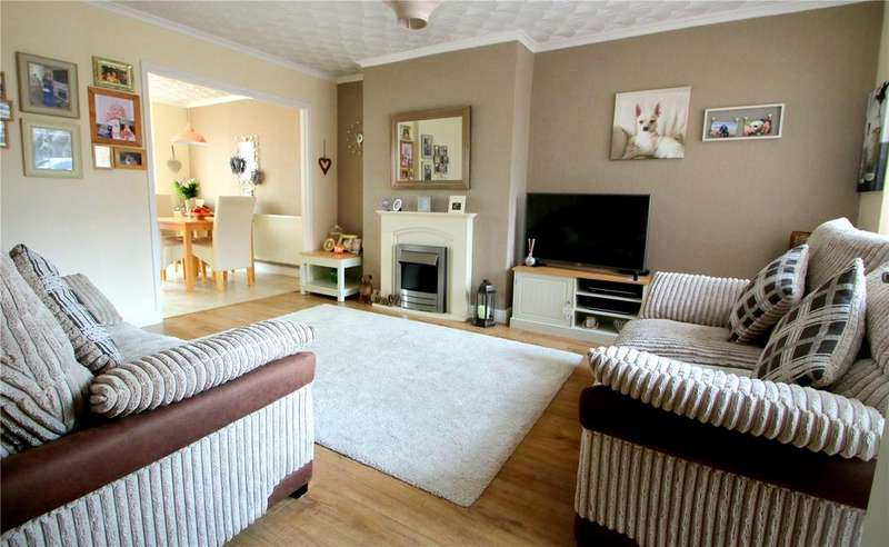 3 Bedrooms Terraced House for sale in Cardill Close, Bedminster Down, BRISTOL, BS13