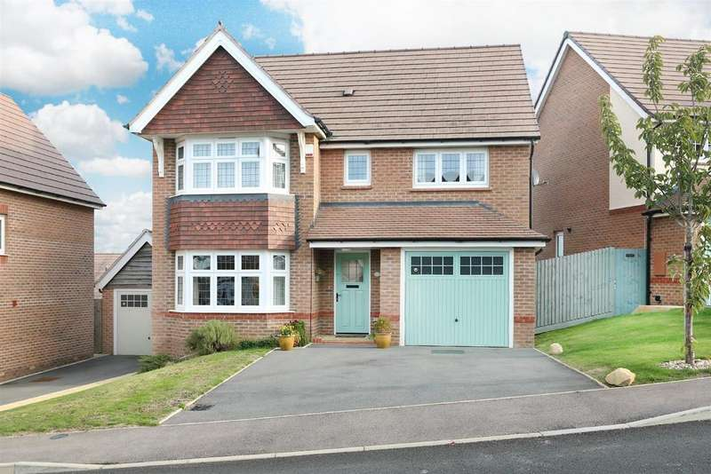 4 Bedrooms House for sale in Jack Cumberland Road, Market Harborough