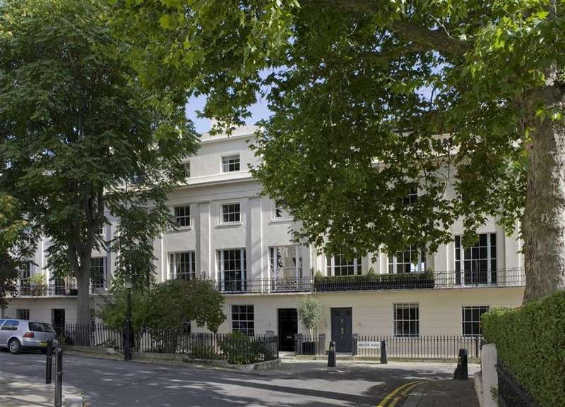 5 Bedrooms House for sale in Chester Place, Regent's Park, London, NW1