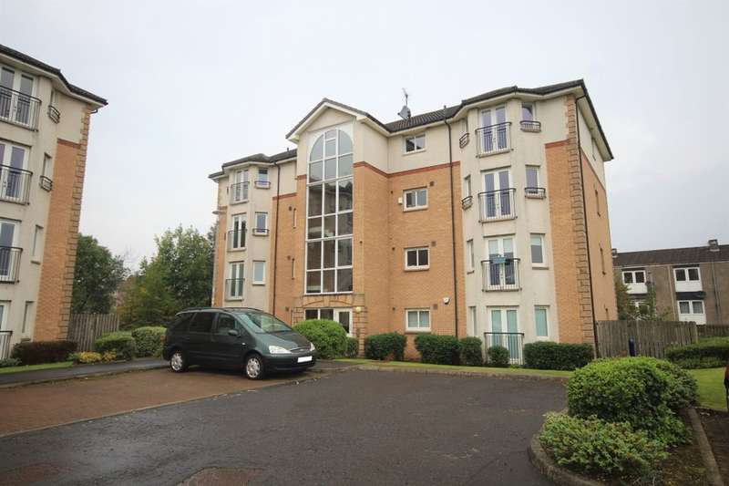 2 Bedrooms Flat for sale in Highgrove Court, Renfrew, PA4