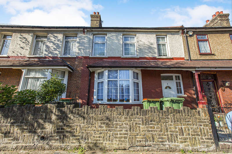 4 Bedrooms Terraced House for sale in Gardner Road, London, E13